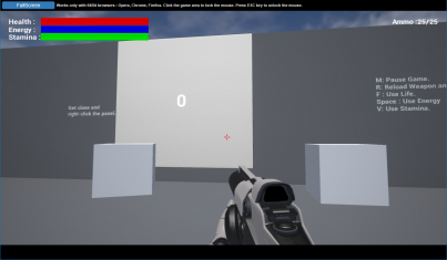 There is no HTML5 PhysX support.